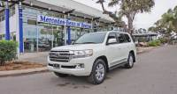 Pre-Owned 2017 Toyota Land Cruiser Four Wheel Drive SUV