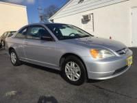 2003 Honda Civic LX 2dr Coupe
