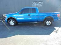2011 Ford F-150 4x4 STX 4dr SuperCab Styleside 6.5 ft. SB