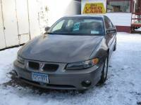 2000 Pontiac Grand Prix GT 4dr Sedan