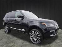 Certified Pre-Owned 2015 Land Rover Range Rover Autobiography With Navigation & 4WD