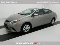 Certified Pre-Owned 2014 Toyota Corolla LE ECO FWD 4D Sedan