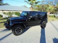 2015 Jeep Wrangler Unlimited 4x4 Rubicon Hard Rock 4dr SUV