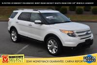 2014 Ford Explorer Limited SUV I-4 cyl
