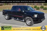 2007 Ford F-250 !Rare Lariat Outlaw Diesel 4X4 Crew CAB! Truck Crew Cab V-8 cyl