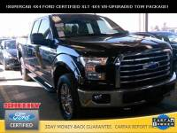 Certified Pre-Owned 2015 Ford F-150 *Ford Certified XLT 4X4 V8* V-8 cyl in Ashland, VA