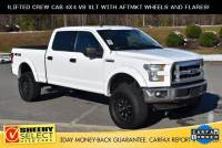 2016 Ford F-150 !Lifted Crew CAB V8 XLT 4X4! Truck SuperCrew Cab V-8 cyl