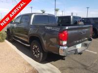 Certified Pre-Owned 2017 Toyota Tacoma TRD Off Road V6 Truck Double Cab 4x4 in Avondale, AZ