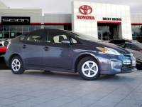 Certified Pre-Owned 2015 Toyota Prius Two FWD 4dr Car