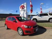 Used 2012 Chevrolet Sonic 1LT Hatchback FWD For Sale in Houston