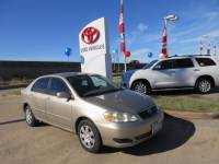 Used 2006 Toyota Corolla LE Sedan FWD For Sale in Houston