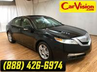 2009 Acura TL LEATHER MOONROOF