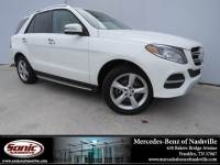 2016 Mercedes-Benz GLE GLE 350 4matic 4dr in Franklin