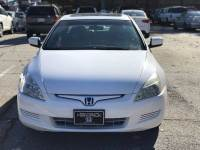 2004 Honda Accord EX 2dr Coupe w/Leather
