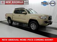2016 Toyota Tacoma 4WD Double Cab Short Bed V6 Automatic SR5