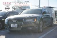 Pre-Owned 2014 Audi A8 L 4.0T Sedan For Sale in Frisco TX