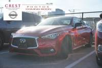 Pre-Owned 2017 INFINITI Q60 Red Sport 400 Coupe For Sale in Frisco TX