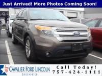 2015 Ford Explorer XLT SUV V6 24V MPFI DOHC Flexible Fuel
