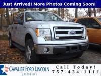2014 Ford F-150 XLT Crew Cab Short Bed Truck V8 32V MPFI DOHC Flexible Fuel