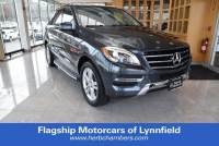 2015 Mercedes-Benz M-Class ML 350 4MATIC SUV in Lynnfield