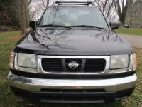 2000 Nissan Frontier 4dr XE 4WD Crew Cab SB