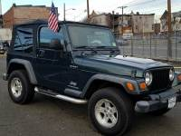 2006 Jeep Wrangler Sport 2dr SUV 4WD