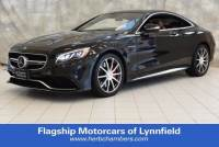 2015 Mercedes-Benz S-Class S 63 AMG 4MATIC Coupe in Lynnfield
