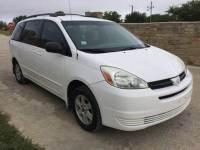 2005 Toyota Sienna LE 7-Passenger 4dr Mini-Van