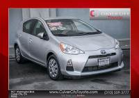 Certified Pre-Owned 2014 Toyota Prius c Two FWD 5D Hatchback