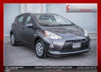 Certified Pre-Owned 2014 Toyota Prius c Three FWD 5D Hatchback