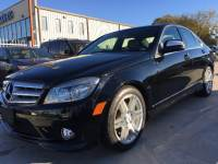 2008 Mercedes-Benz C-Class C 350 Sport 4dr Sedan