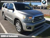 2008 Toyota Sequoia Ltd SUV 4x2
