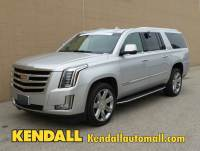 Certified Pre-Owned 2017 Cadillac Escalade ESV Luxury4WD