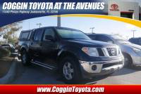 Pre-Owned 2005 Nissan Frontier LE Truck Crew Cab in Jacksonville FL