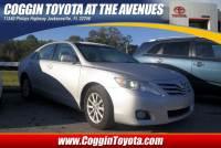 Pre-Owned 2010 Toyota Camry Base Sedan in Jacksonville FL