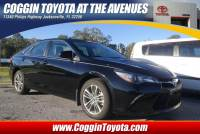 Pre-Owned 2015 Toyota Camry XSE Sedan in Jacksonville FL