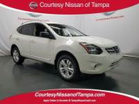 Certified 2015 Nissan Rogue Select S SUV in Jacksonville FL