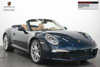 Certified Pre-Owned 2015 Porsche 911 2dr Cabriolet Carrera Rear Wheel Drive Convertible