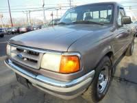 1995 Ford Ranger 2dr XLT Standard Cab SB