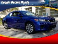 Pre-Owned 2013 Honda Accord LX-S Coupe in Jacksonville FL