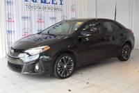 Pre-Owned 2016 Toyota Corolla S Plus Sedan near Atlanta GA