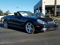 Pre-Owned 2009 Mercedes-Benz SL-Class Base Convertible in Jacksonville FL