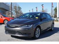 Used 2015 Chrysler 200 S Sedan Front-wheel Drive Near Atlanta, GA