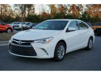 Used 2016 Toyota Camry LE Sedan Front-wheel Drive Near Atlanta, GA