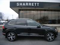 Certified Pre-Owned 2017 Volkswagen Touareg V6 Wolfsburg Edition (A8) | Hagerstown, MD