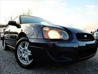 2005 Subaru Impreza AWD 2.5 RS 4dr Sport Wagon