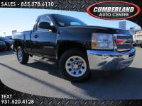 PRE-OWNED 2012 CHEVROLET SILVERADO 1500 WORK TRUCK RWD REGULAR CAB PICKUP