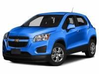 2016 Chevrolet Trax 1LT SUV AWD
