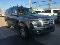 2014 Ford Expedition Limited Sport Utility V8 SOHC 24V FFV
