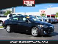 Certified Pre-Owned 2014 Toyota Avalon Hybrid 4dr Sdn XLE Premium FWD